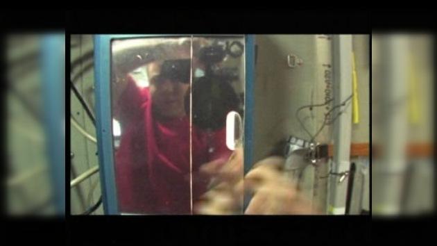 Video desde la Estación Espacial Internacional, parte 12