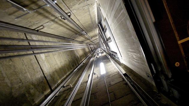 El ascensor más rápido del mundo recorre 95 pisos en 43 segundos