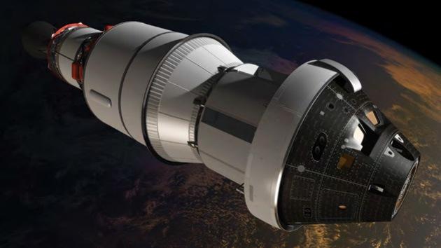 Marte está más cerca, presentan parte de una nave que llegará a los confines del espacio