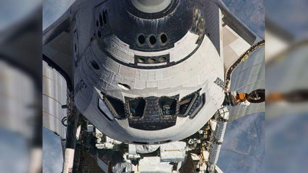 Última caminata espacial para el Endeavour