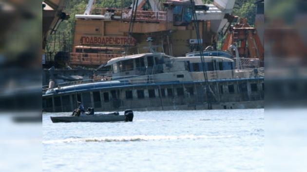 Las ventanas abiertas, la causa principal del naufragio del 'Bulgaria'