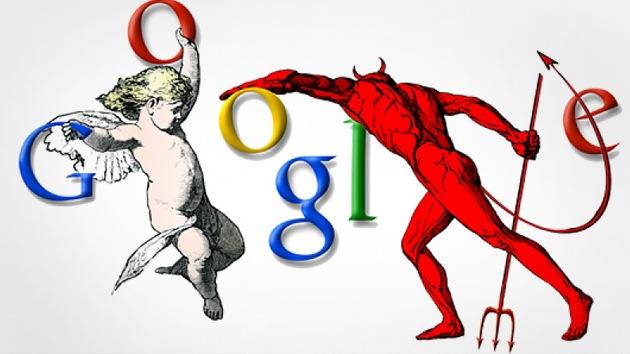"""""""Google se convierte en un imperio del mal"""""""