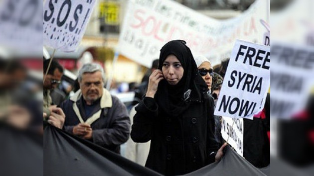 Rusia: estamos listos para negociar con la oposición siria, se debe detener el conflicto