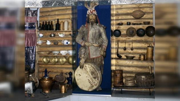 Chamanes siberianos exigen devolver la momia de su princesa
