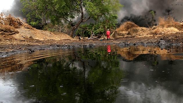 Las aguas contaminadas afectan la salud de varias generaciones en Tailandia