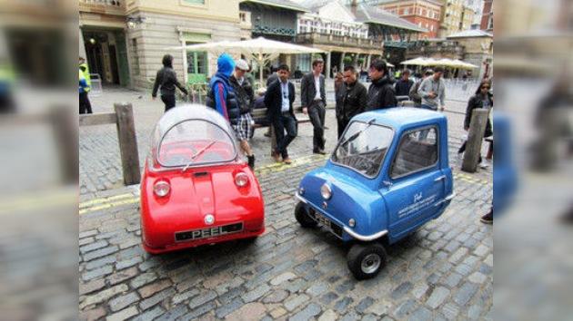 El auto más pequeño del mundo vuelve al Reino Unido