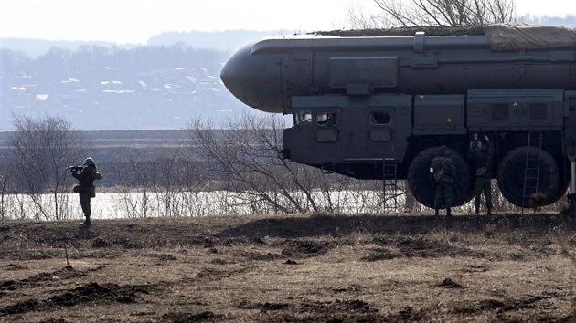 EE.UU. informa sobre la cantidad de ojivas nucleares en su poder y en el de Rusia