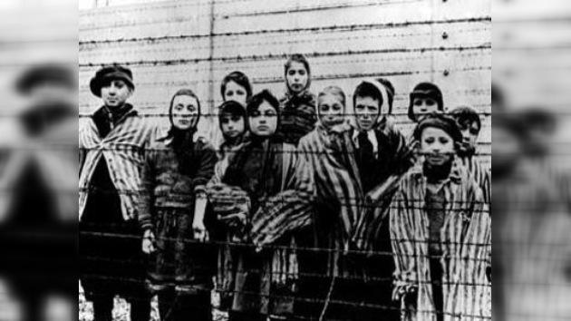 El mundo conmemora la liberación de los prisioneros de los campos nazis