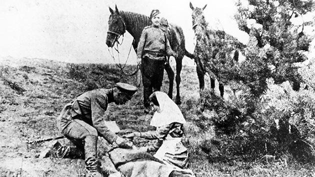 Fin del Imperio: Rusia en la Primera Guerra Mundial