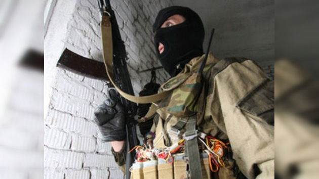Medvédev  firma una ley que establece tres niveles de amenaza terrorista