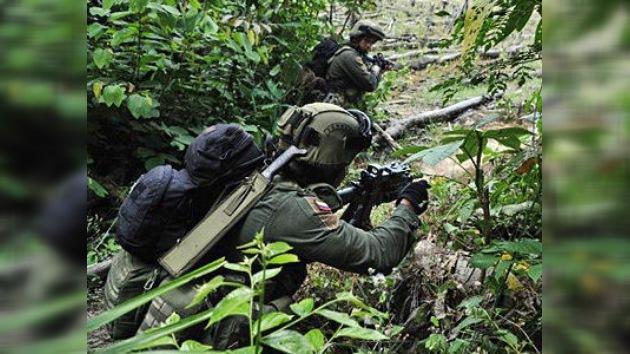 36 guerrilleros de las FARC muertos en un operativo del Ejército colombiano
