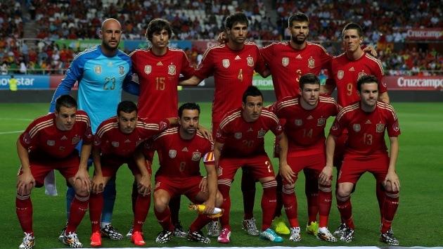 Festín en tiempos de crisis: Prima récord para los jugadores de 'la Roja' en el Mundial