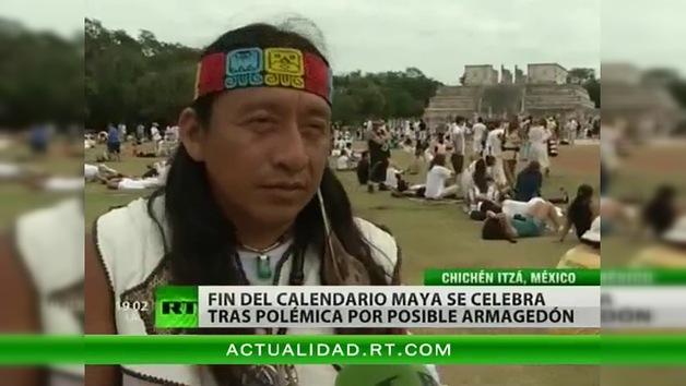 Sin noticias del apocalipisis en la tierra maya