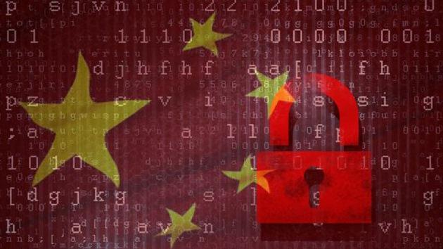Video: 'Hacker' chino en acción