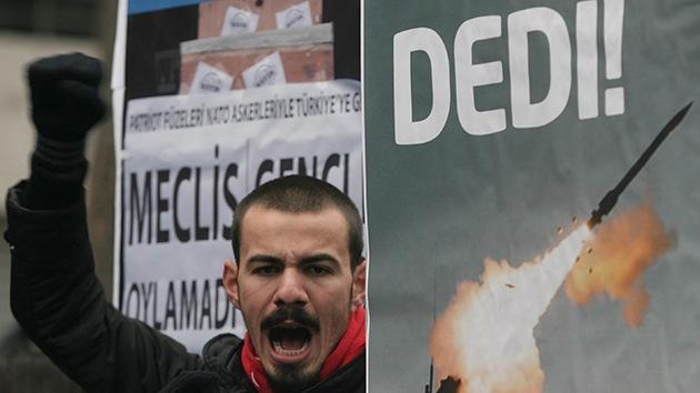 Irán: La instalación del sistema Patriot perjudica la seguridad de Turquía