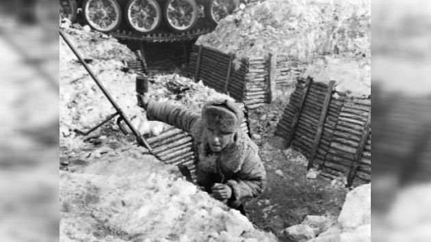 Moscú conmemora los 68 años desde la primera derrota de las tropas nazis
