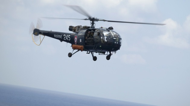 Francia realiza ataques aéreos en Mali