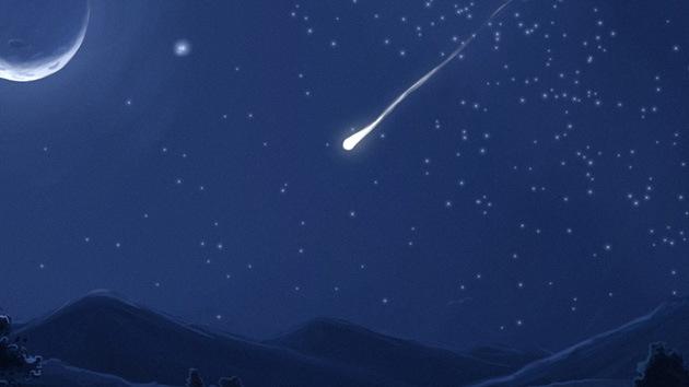Internautas reportan paso de un objeto brillante en el cielo de la región de Moscú