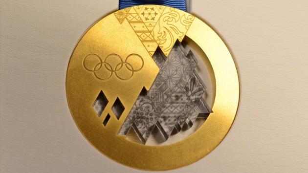 Campeones olímpicos de Sochi 2014 recibirán medallas con meteorito de Cheliábinsk