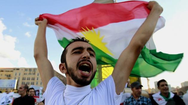 Conflicto en Siria: Los kurdos locales se han unido para luchar contra todos