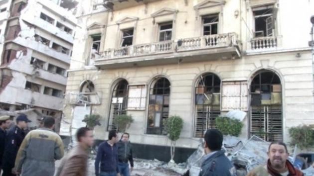 Al menos cuatro muertos en la explosión de un coche bomba en El Cairo