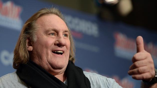 Disgustado por las críticas, Gérard Depardieu renunciará a la ciudadanía francesa