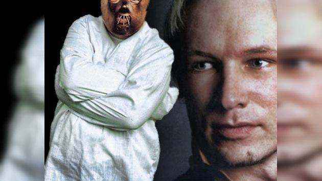 Para Breivik hay algo peor que la cárcel