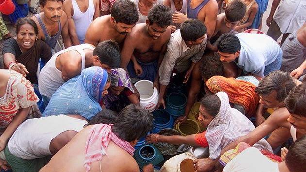 El calor en la India 'enciende' la ira popular: Queman plantas eléctricas por los cortes