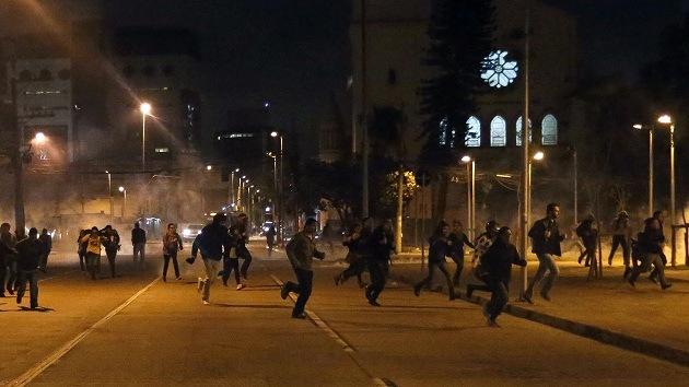 Video, Fotos: Los manifestantes causan desórdenes en el centro de São Paulo