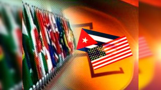 """El Caribe hace piña contra el embargo """"injusto"""" de EE. UU. a Cuba"""
