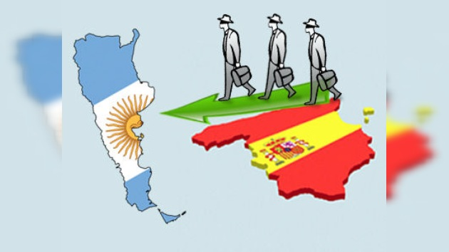 Los españoles ponen proa a Latinoamérica en busca de empleo