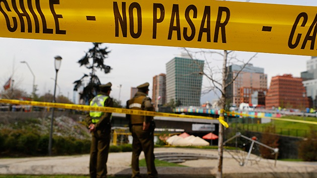 Chile: Otras dos bombas dejan heridos en un supermercado y un centro comercial