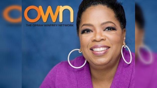 Oprah Winfrey lanza su propio canal