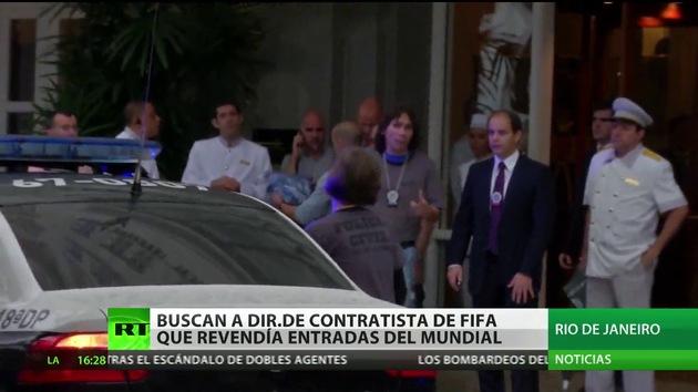 Buscan a director ejecutivo de una contratista de la FIFA que revendía entradas del Mundial