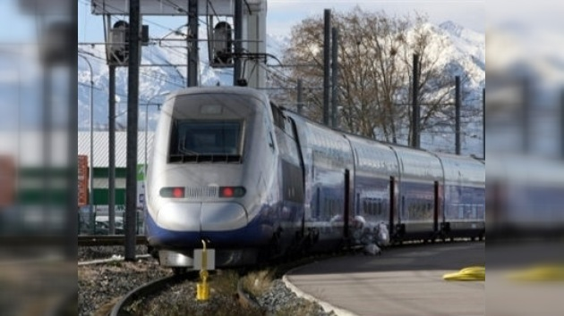 Buscan modos de reducir el ruido que provocan los trenes en España