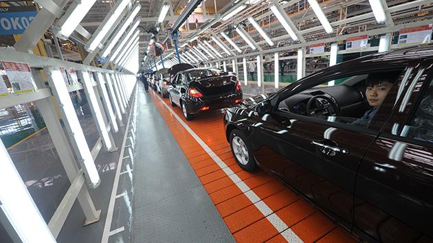 China dejará en la cuneta a la industria automóvil europea en 2013