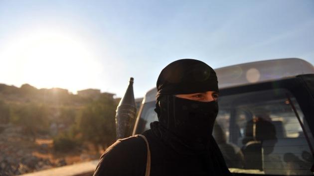 Yihadistas extranjeros entran en Siria por la frontera con Turquía para combatir a Assad