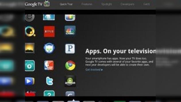 Twitter se suma a Google TV, las grandes cadenas de TV no