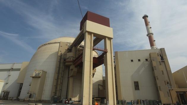 Irán construirá una nueva central nuclear con ayuda de Rusia