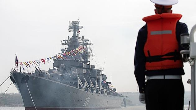Rusia anuncia un plan para modernizar la Flota del Mar Negro en Crimea