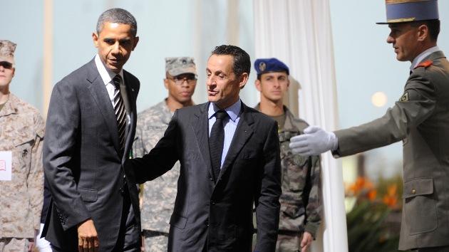 La generosidad nada austera de Sarkozy: gastó 41.000 dólares en regalos a Obama