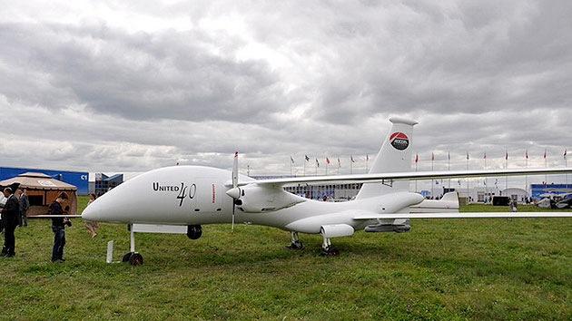 El Ejército ruso probará el primer 'drone' de los Emiratos Árabes en febrero