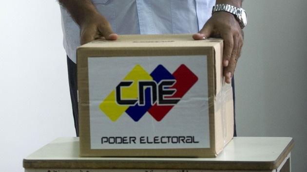 El Consejo Nacional Electoral de Venezuela ampliará la auditoría de los votos