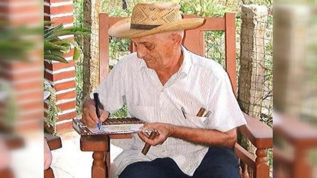 Último adiós para Alejandro Robaina, leyenda del tabaco cubano