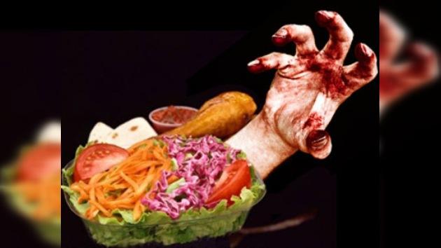 El anuncio del restaurante caníbal en Berlín era una broma de vegetarianos