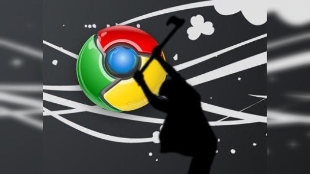 Google desafía a los 'hackers' a que pirateen su navegador por 1 millón de dolares