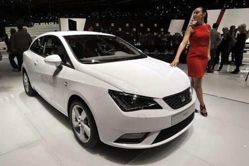 Los automóviles más brillantes del Salón de Ginebra 2012
