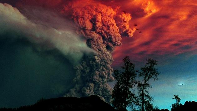 Un nuevo estudio echa leña al supervolcán: Pueden entrar en erupción por sobrepresión