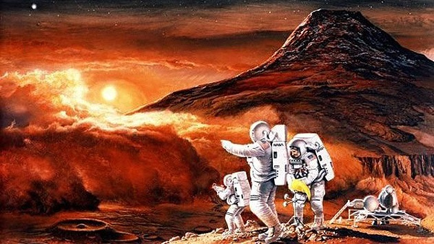 Fundador del proyecto marciano: los futuros colonos de Marte no deben tener hijos