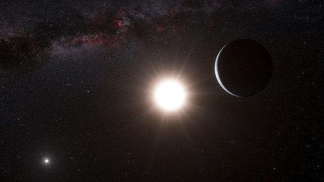 Astrónomos descubren un exoplaneta similar a la Tierra